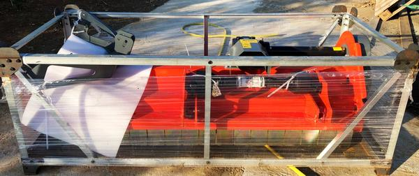6#3626 Trincia a mazze Mateng G US125 per trattore