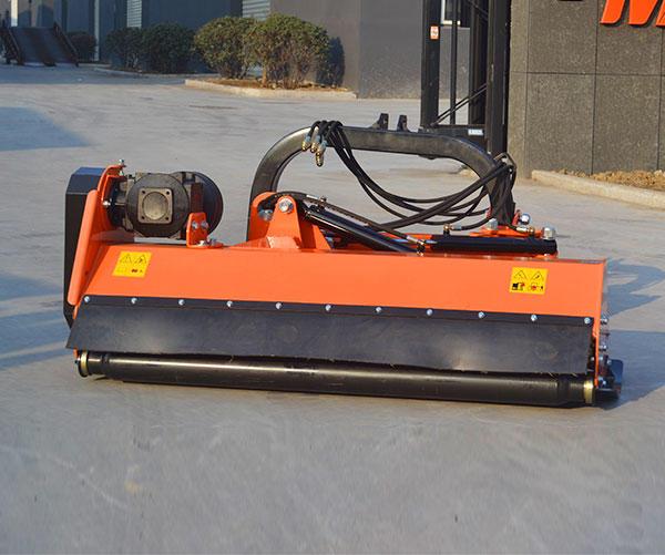 8#3626 Trincia argini a mazze idraulico Mateng G.OS145 per trattore