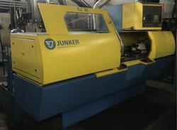 Junker EJ 29 cnc external grinding machine - Lot 1 (Auction 3627)
