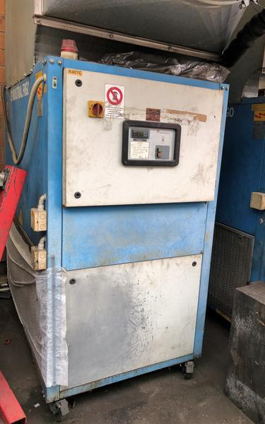 3#3627 Frigo raffreddamento olio Industrial Frigo Grov 25