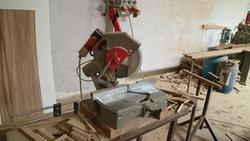 Omga and Onica cutting off machine - Lot 10 (Auction 3629)