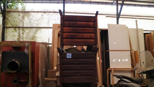 Immagine n. 12 - 18#3629 Carrelli e contenitori metallici