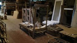 Pallets and transpallets for doors - Lot 22 (Auction 3629)