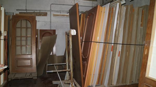 Immagine n. 21 - 22#3629 Bancali e transpallet per porte