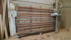 GMC vertical panel saw - Lote 7 (Subasta 3629)