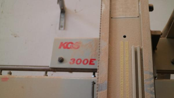 Immagine n. 4 - 7#3629 Sezionatrice verticale GMC