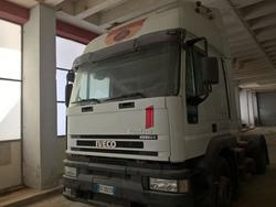 Iveco EuroTech Cursor truck - Lot 13 (Auction 3630)