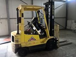 Hyster forklift - Lot 4 (Auction 3630)