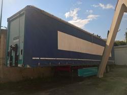 Schwarzmuller tarpaulin semi trailer - Lot 47 (Auction 3630)