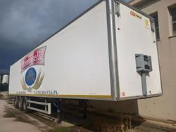 GT Trailor semi trailer - Lot 48 (Auction 3630)
