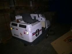 Sweeper Dulevo mod 1100 DL - Lot 56 (Auction 3630)