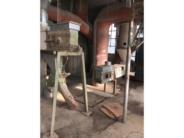 Immagine n. 3 - 60#3630 Pulitore per grano Ocrim e trasportatore Redler