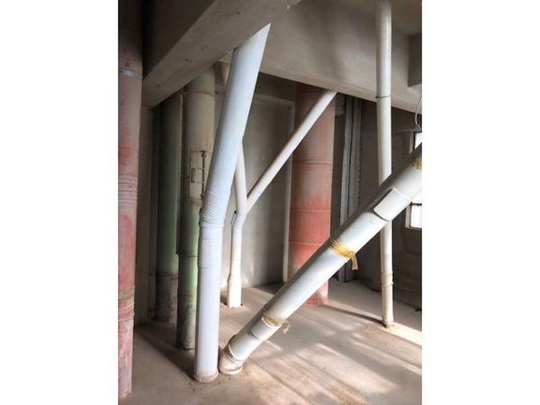 Immagine n. 9 - 60#3630 Pulitore per grano Ocrim e trasportatore Redler
