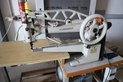 Simac sewing machine and Veit ironing tables - Lote 2 (Subasta 3632)