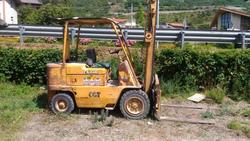 Caterpillar forklift - Lot 1 (Auction 3635)