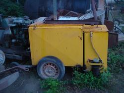 Machine to clean reinforcement panels 380 Volt - Lot 11 (Auction 3635)