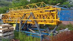 Cibin Autorapid 2760 tower crane - Lot 14 (Auction 3635)