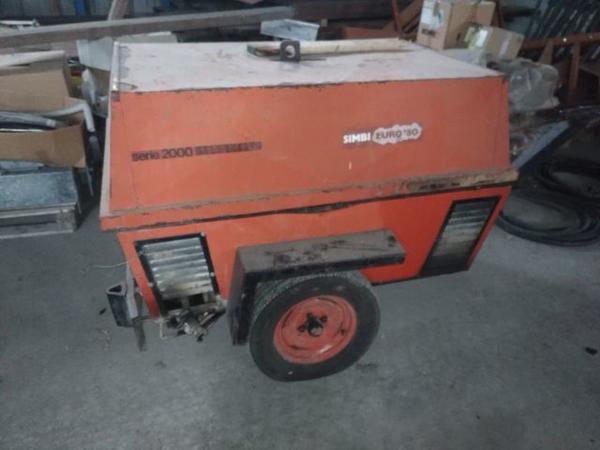 15#3635 Motocompressore Simbi serie 2000