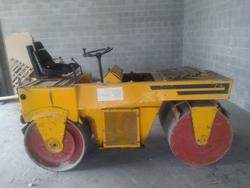 Dynapac roller compactor - Lot 18 (Auction 3635)