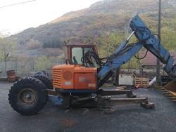 Kamo spider excavator - Lot 4 (Auction 3635)