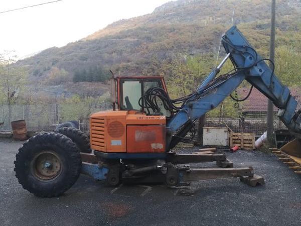 4#3635 Escavatore ragno Kamo