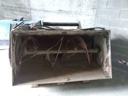 Metalmeccanica Moderna mixing bucket - Lot 5 (Auction 3635)
