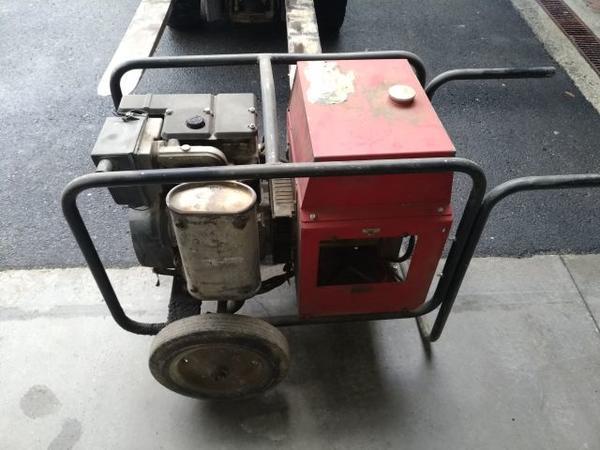6#3635 Gruppo generatore Mosa