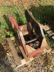 VTN MEW 63 mechanical quick coupler - Lot 13 (Auction 3637)