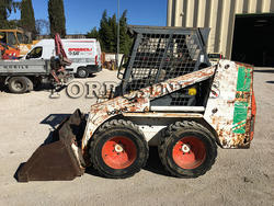 Bobcat 643 Skid Steer Loader - Lot 23 (Auction 3637)