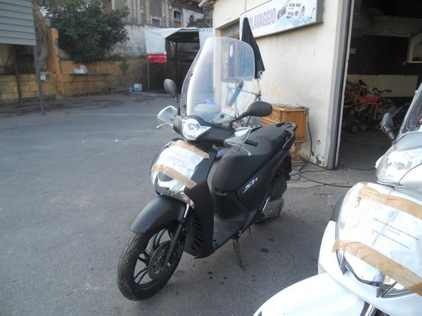 Immagine n. 1 - 1#3642 Motociclo Honda SH 125