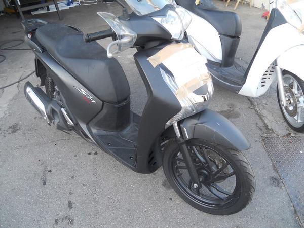 Immagine n. 6 - 1#3642 Motociclo Honda SH 125