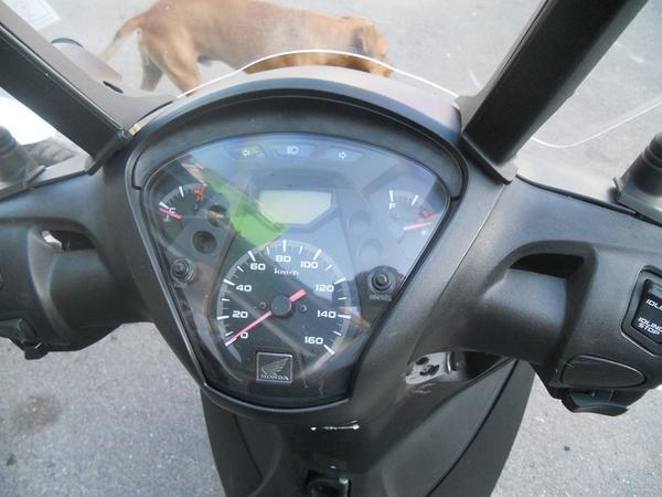 Immagine n. 7 - 1#3642 Motociclo Honda SH 125