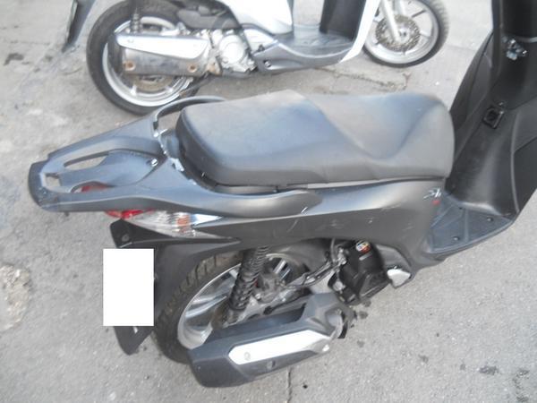 Immagine n. 10 - 1#3642 Motociclo Honda SH 125
