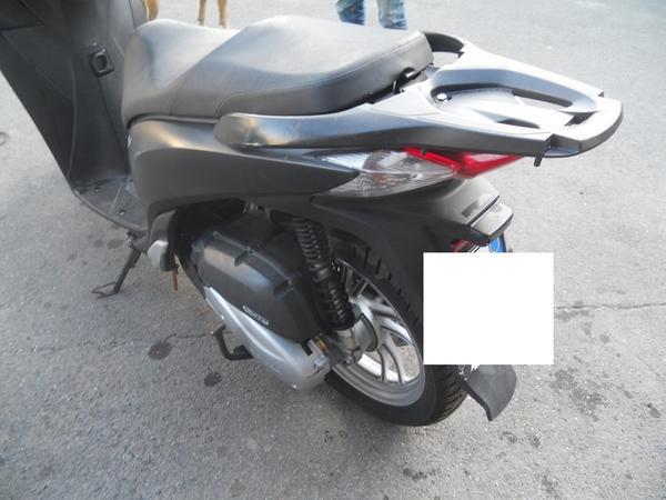 Immagine n. 11 - 1#3642 Motociclo Honda SH 125