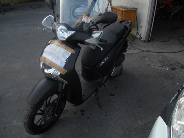 Immagine n. 13 - 1#3642 Motociclo Honda SH 125
