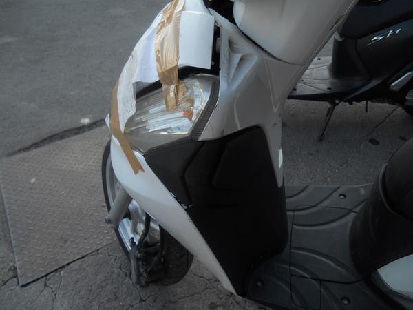 Immagine n. 13 - 2#3642 Motociclo Honda SH 300