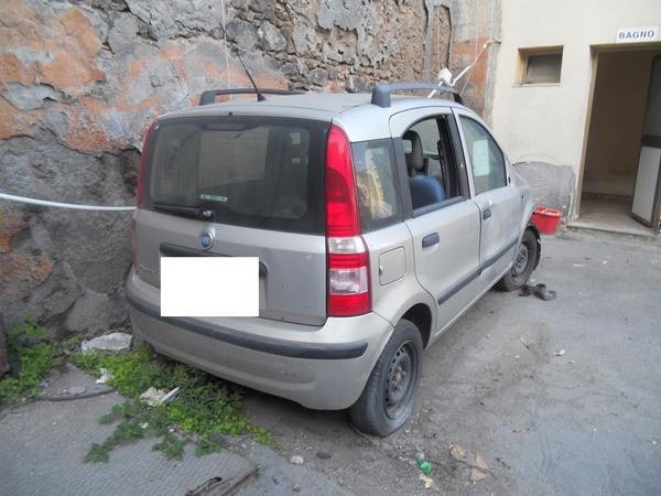 Immagine n. 1 - 3#3642 Autovettura Fiat Panda