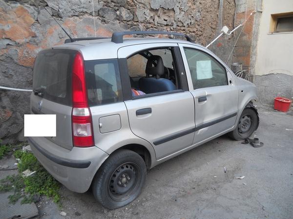 Immagine n. 2 - 3#3642 Autovettura Fiat Panda