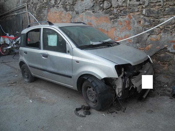 Immagine n. 3 - 3#3642 Autovettura Fiat Panda