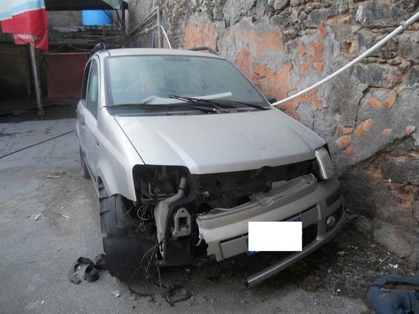 Immagine n. 4 - 3#3642 Autovettura Fiat Panda