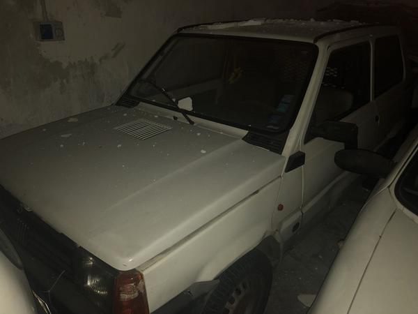2#3645 Autovettura Fiat Panda