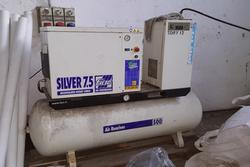Fiac Silver air compressor - Lot 7 (Auction 3646)