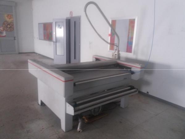 Immagine n. 5 - 1#3647 Plotter Xerox Colorgrafx-xs e taglierina ISD