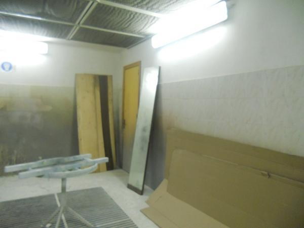 Immagine n. 7 - 2#3648 Impianto aspirazione per cabina di verniciatura