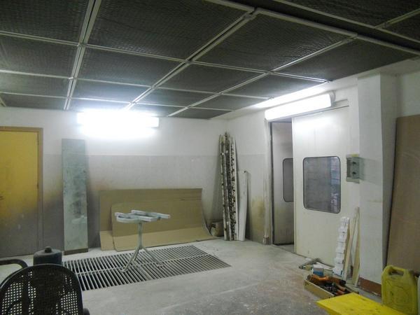 Immagine n. 9 - 2#3648 Impianto aspirazione per cabina di verniciatura