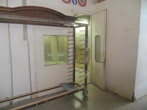 Immagine n. 10 - 2#3648 Impianto aspirazione per cabina di verniciatura