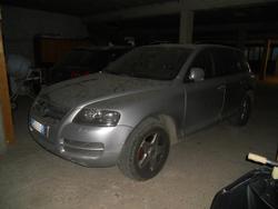 Autovettura VW Touareg - Lotto 1 (Asta 3650)