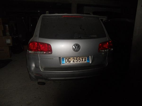 Immagine n. 2 - 1#3650 Autovettura VW Touareg