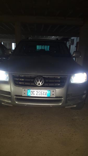 Immagine n. 10 - 1#3650 Autovettura VW Touareg