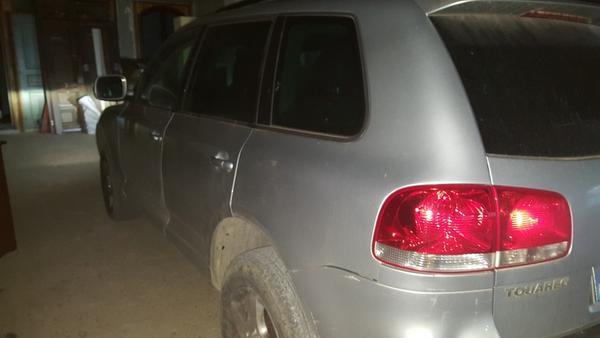 Immagine n. 12 - 1#3650 Autovettura VW Touareg